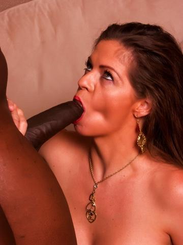 Big tit MILF returns for more interracial fun